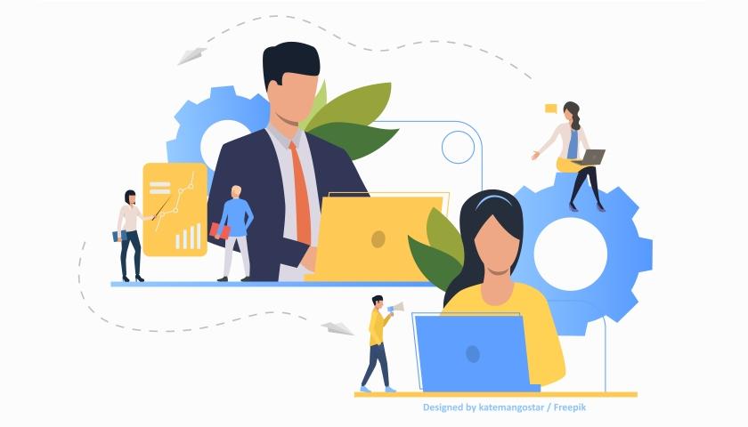 Flexibilní pracovní prostředí
